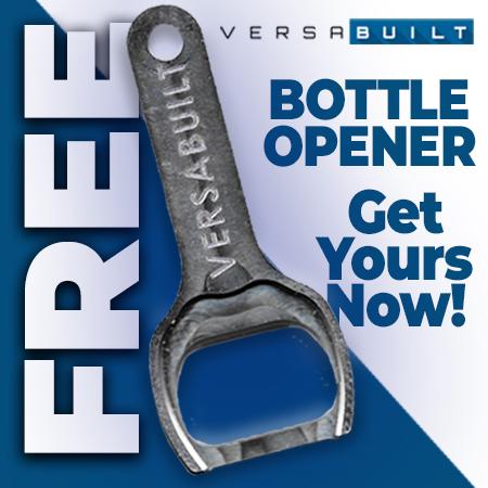 VersaBuilt Bottle Opener 2